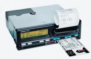 Тахограф Siemens DTCO 1381